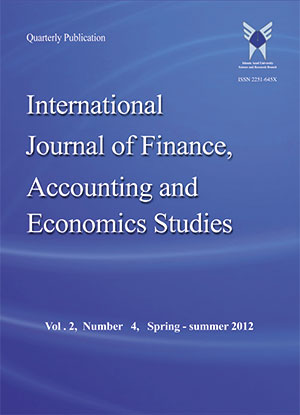 International  Journal of Finance, Accounting and Economics Studies